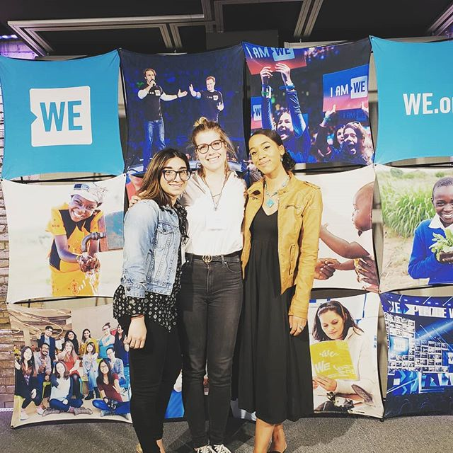 #Y72018 Team Canada was happy to present and share recommendations fro this years Y7 Summit with over 100 engaged youth with @metowe yesterday! #YouthForumCanada
