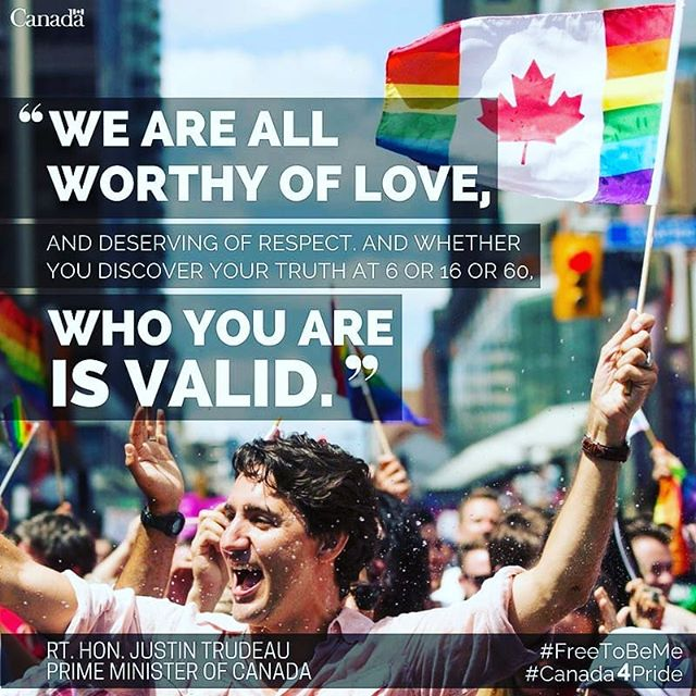 Regrann from @canadakorea -  May 17th and every day, let's come together to end violence and discrimination against #LGBTI persons #Canada4Pride - #regrann