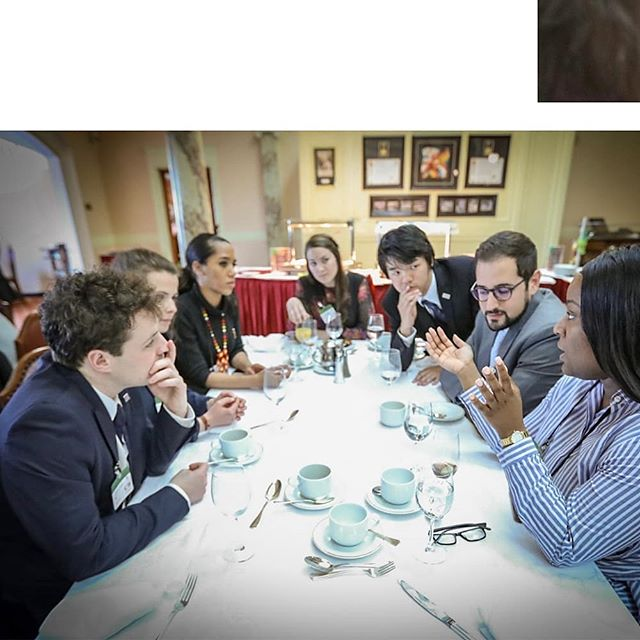Regrann from @g7canada -  For International Youth Day this Sunday, we want to take a minute to thank @y7canada for bringing together young leaders from around the world to provide recommendations for #G7Charlevoix. /// À l'approche de la Journée internationale de la jeunesse ce dimanche, nous tenons à remercier @y7canada d'avoir réuni de jeunes leaders du monde entier pour fournir des recommandations pour le #G7Charlevoix. . . . #YouthDay #IYD #Jeunesse #Canada #G7 #Summit #Sommet #YDCanada #Y7 #Y7Canada - #regrann