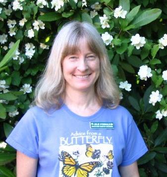Julie O'Donald Community Wildlife Habitat Steward and Master Gardener
