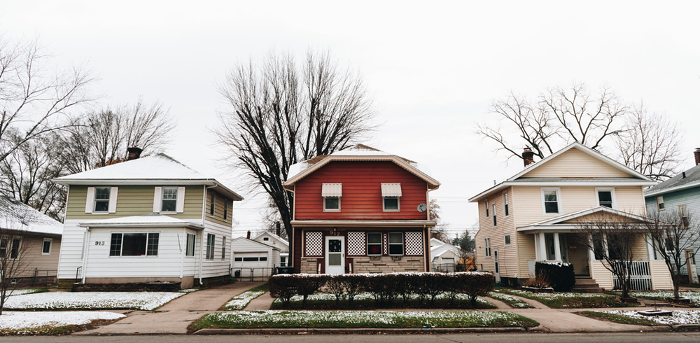 Houses in South Bend - Jake Titus