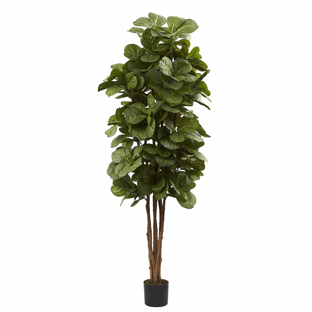 Artificial Fiddle Tree Amazon