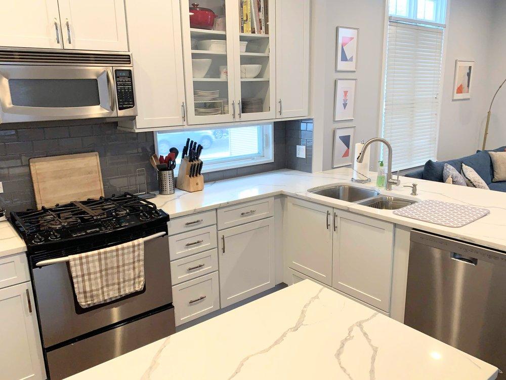 Whittaker Interiors  Kitchen Upgrade2