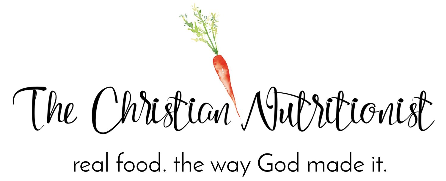 The Christian Nutritionist