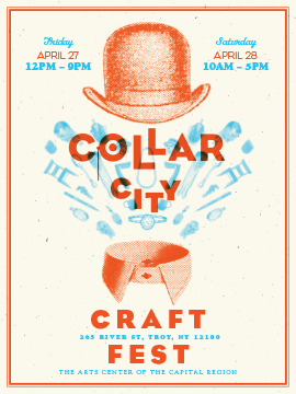 DEADLINE: CALL FOR SUBMISSIONS: COLLAR CITY CRAFT FEST