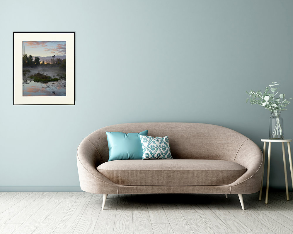 Swamp Tower in Pastel livingroom sm.jpg