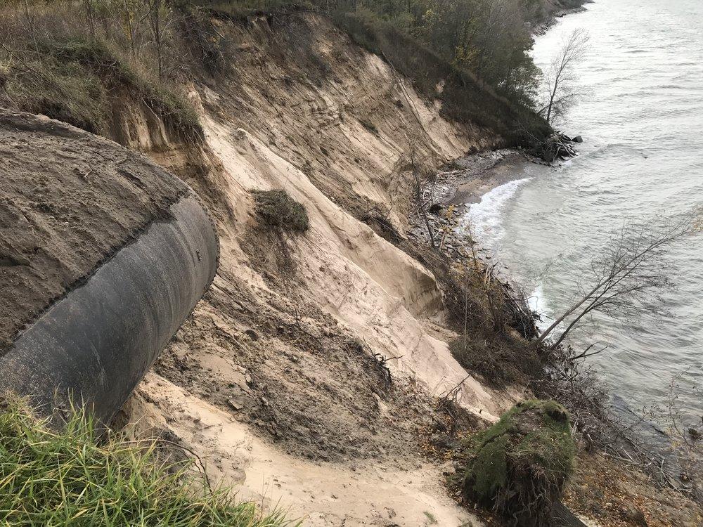 High Risk Erosion Assessment