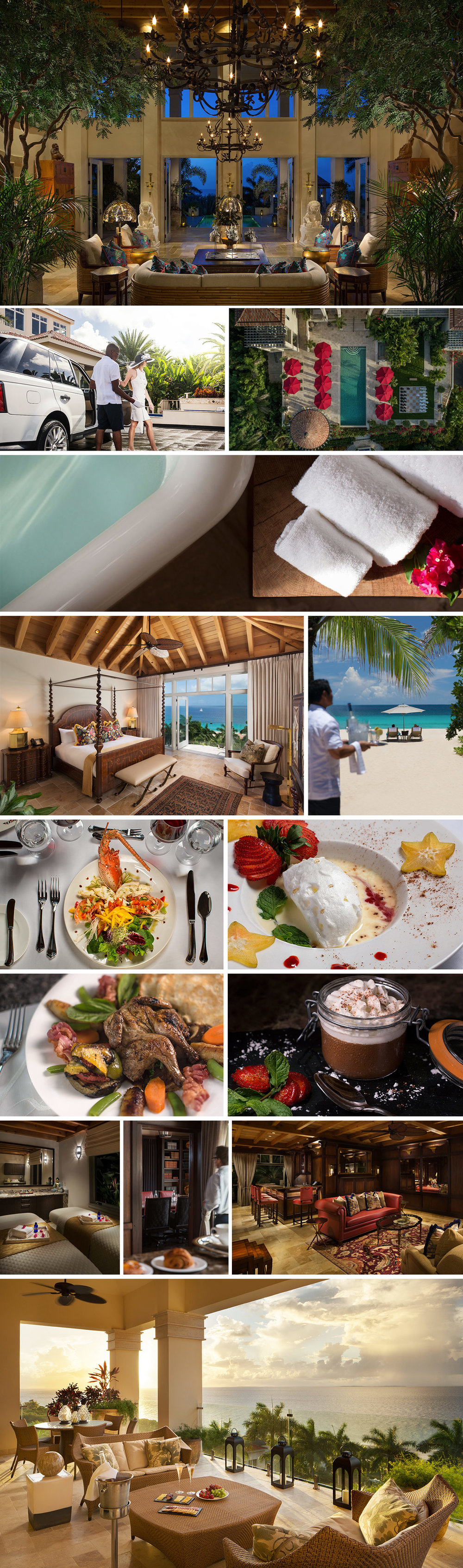 Luxury Hotel and Resort Photography by Joe Jenkin Productions.