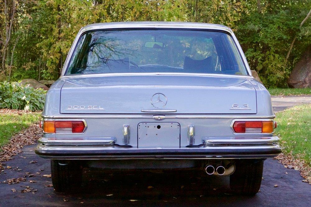 VIN 2875 1970 300SEL 6.3 Silver Blue Metallic - 13.jpg