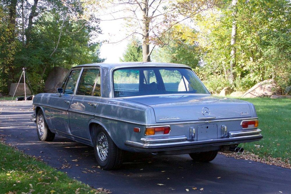 VIN 2875 1970 300SEL 6.3 Silver Blue Metallic - 14.jpg