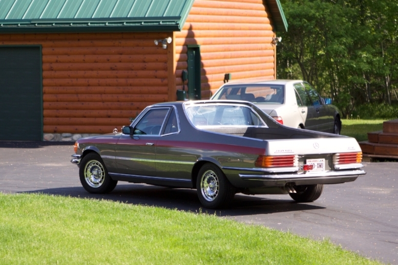 1977 450SEL 6.9