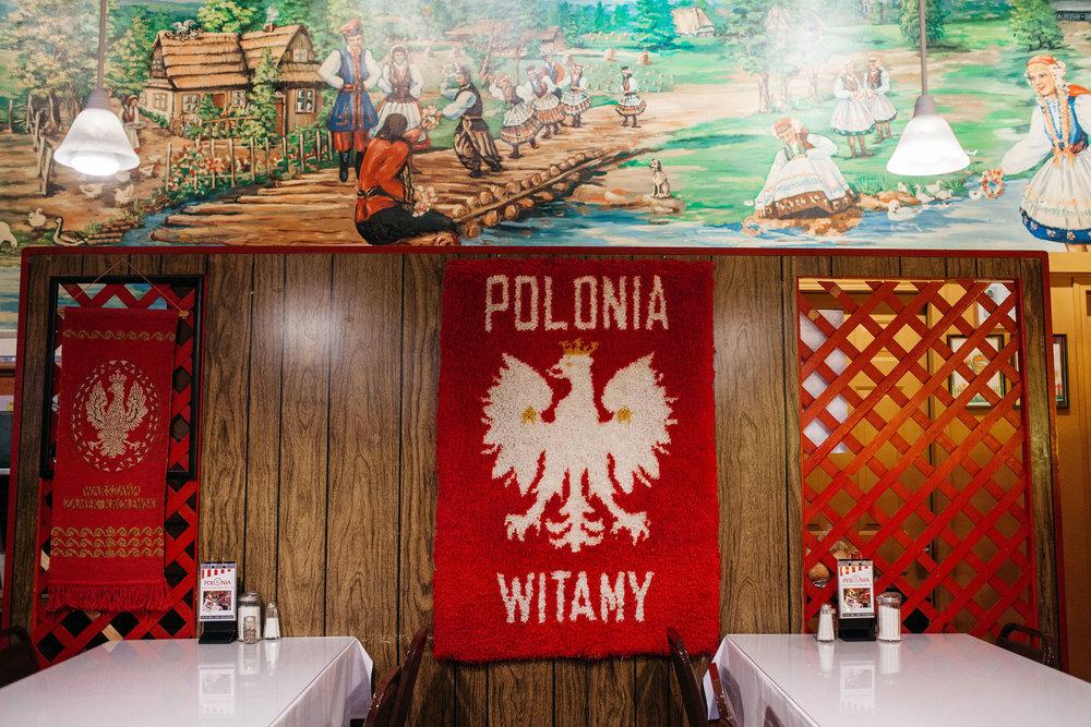 POLINA RESTAURANT © MICHELLE + CHRIS GERARD