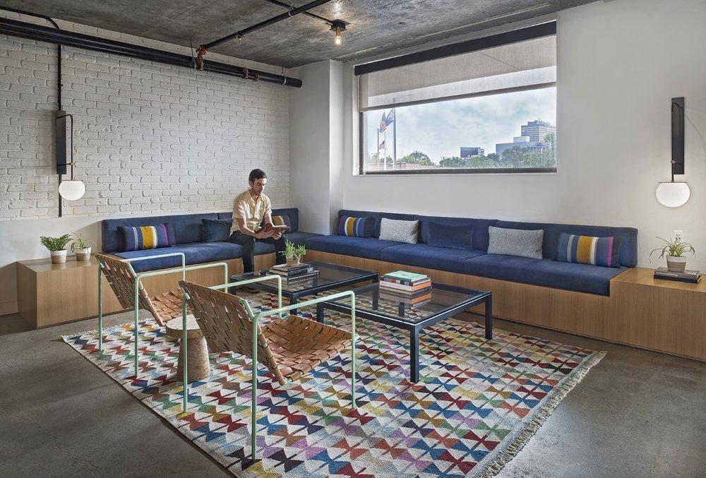 Trumbull and Porter Hotel Detroit Lobby Lifestyle Photographer John D'Angelo.jpg