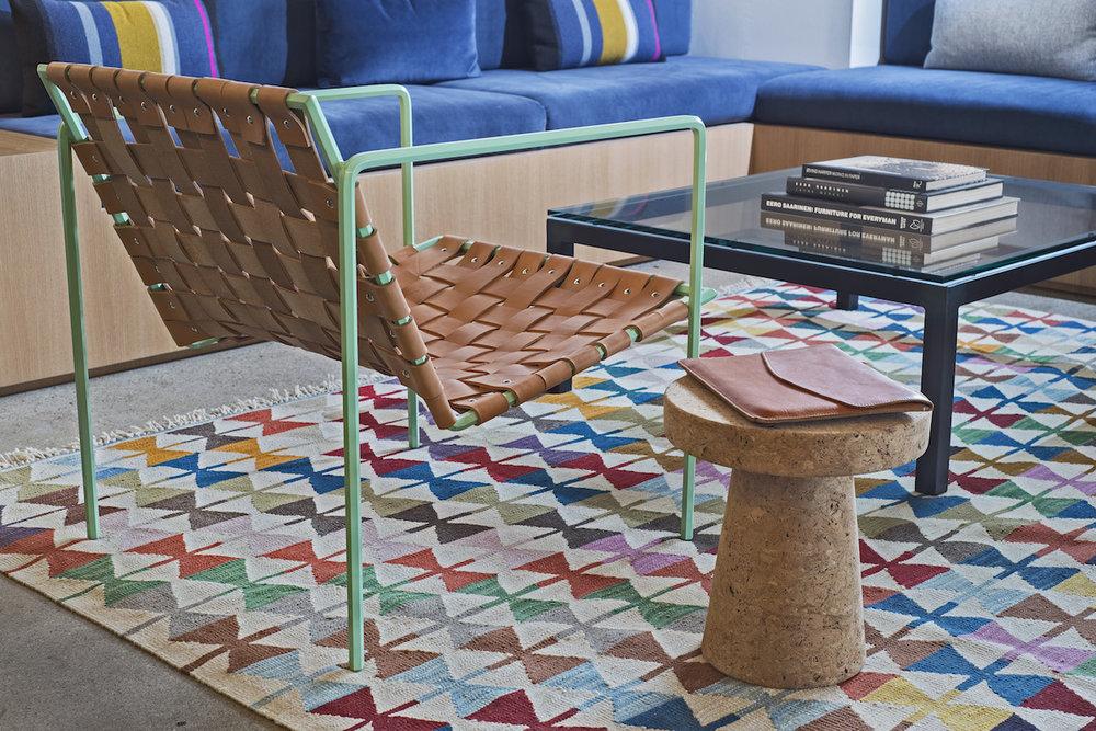 Trumbull and Porter Lobby Chair Detail Photographer John D'Angelo.jpg