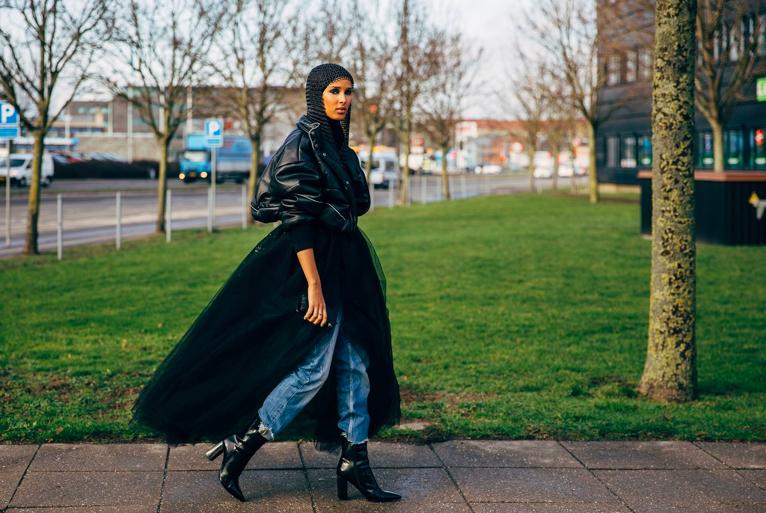 Rawdah Mohamed Photographed by Acielle / Style du Monde