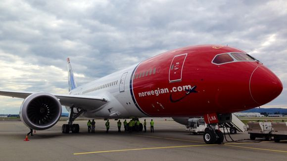 Norwegian Air Shuttle began non-stop service from London-Gatwick to Seattle in September of 2017.  Photo courtesy of usatoday.com