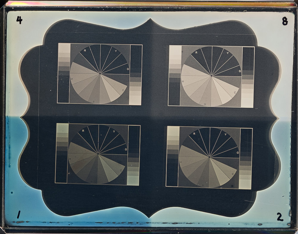 The Colours of the Daguerreotype,  Mercury Variations