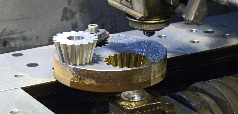 Wire Edm Machining | Edm Machining Rejtool