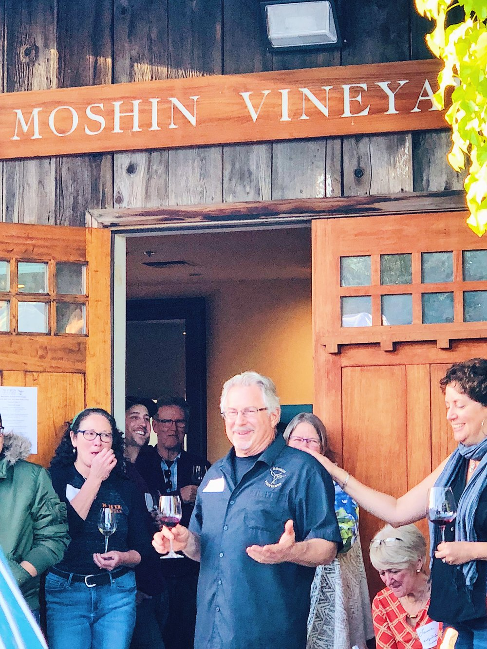 Industry Night In Sonoma County