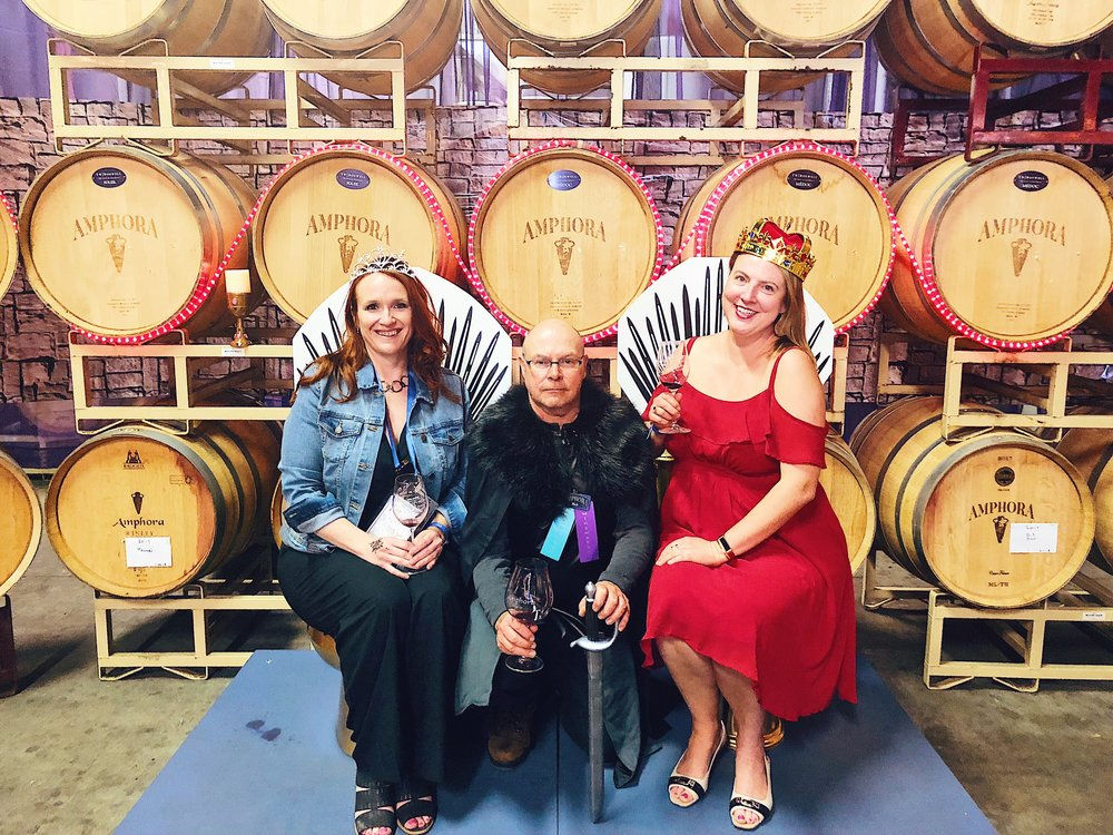 Game Of Thrones Winery