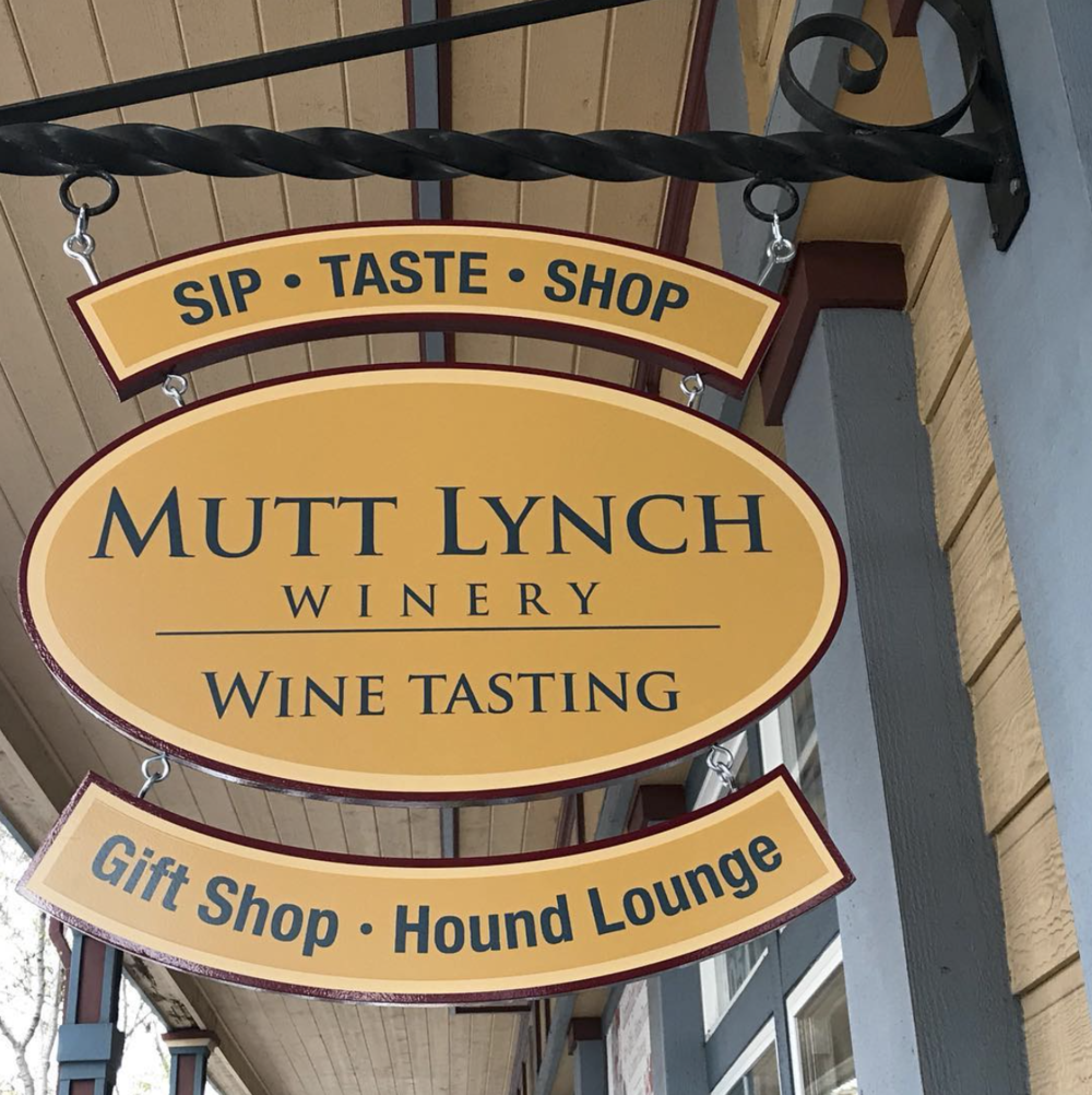 Mutt Lynch Windsor Tasting Room
