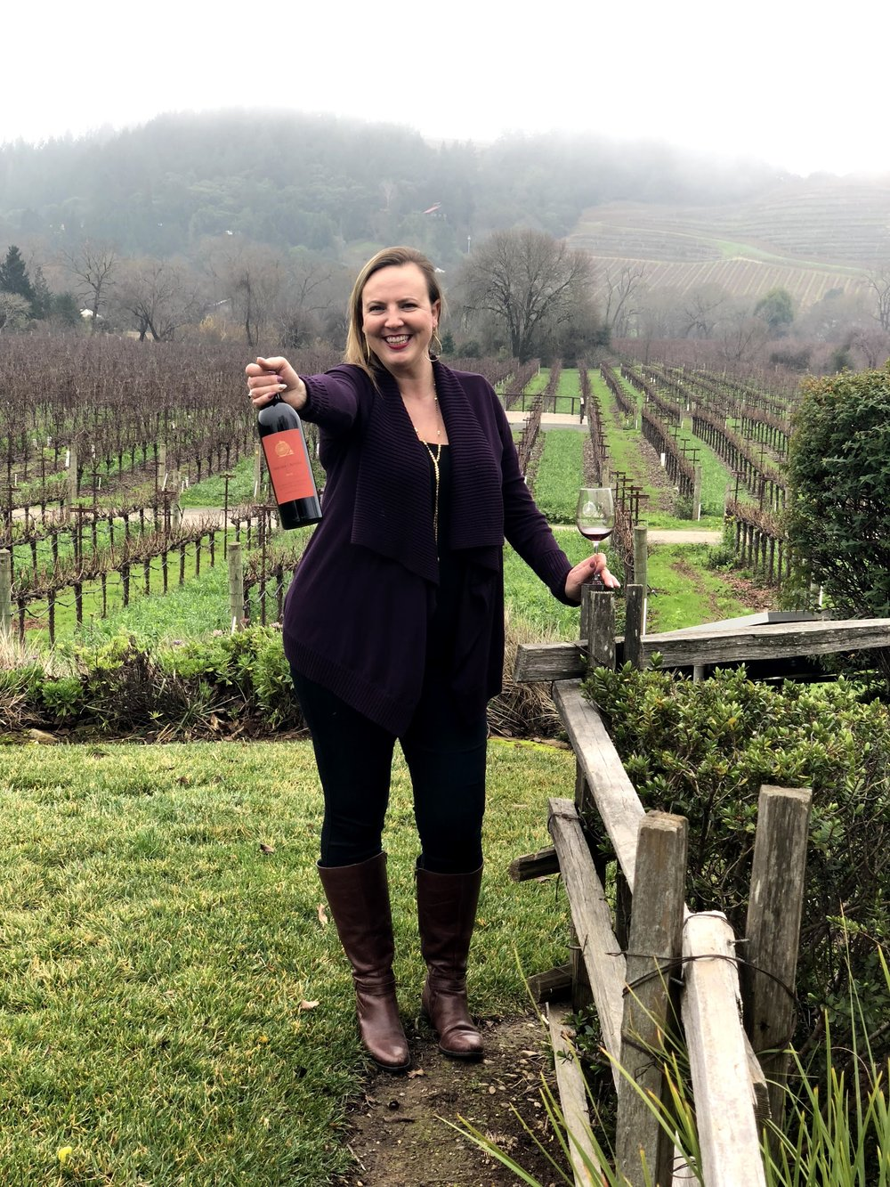 Sonoma Wine Life At Dutcher Crossing