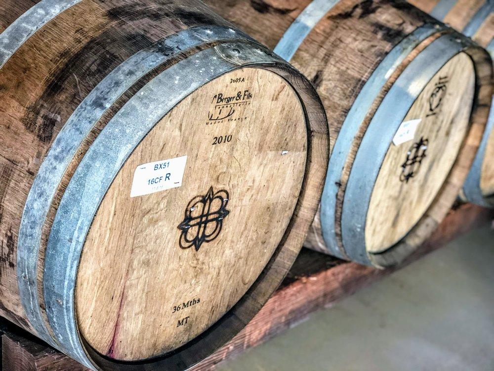 Barrels At Michel-Schlumberger