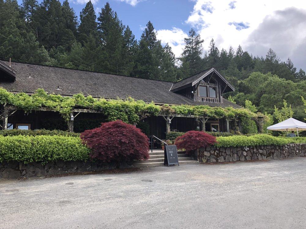 Lambert Bridge Winery