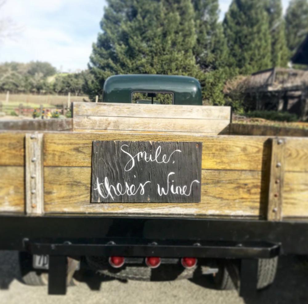 Wine Quote Sonoma County