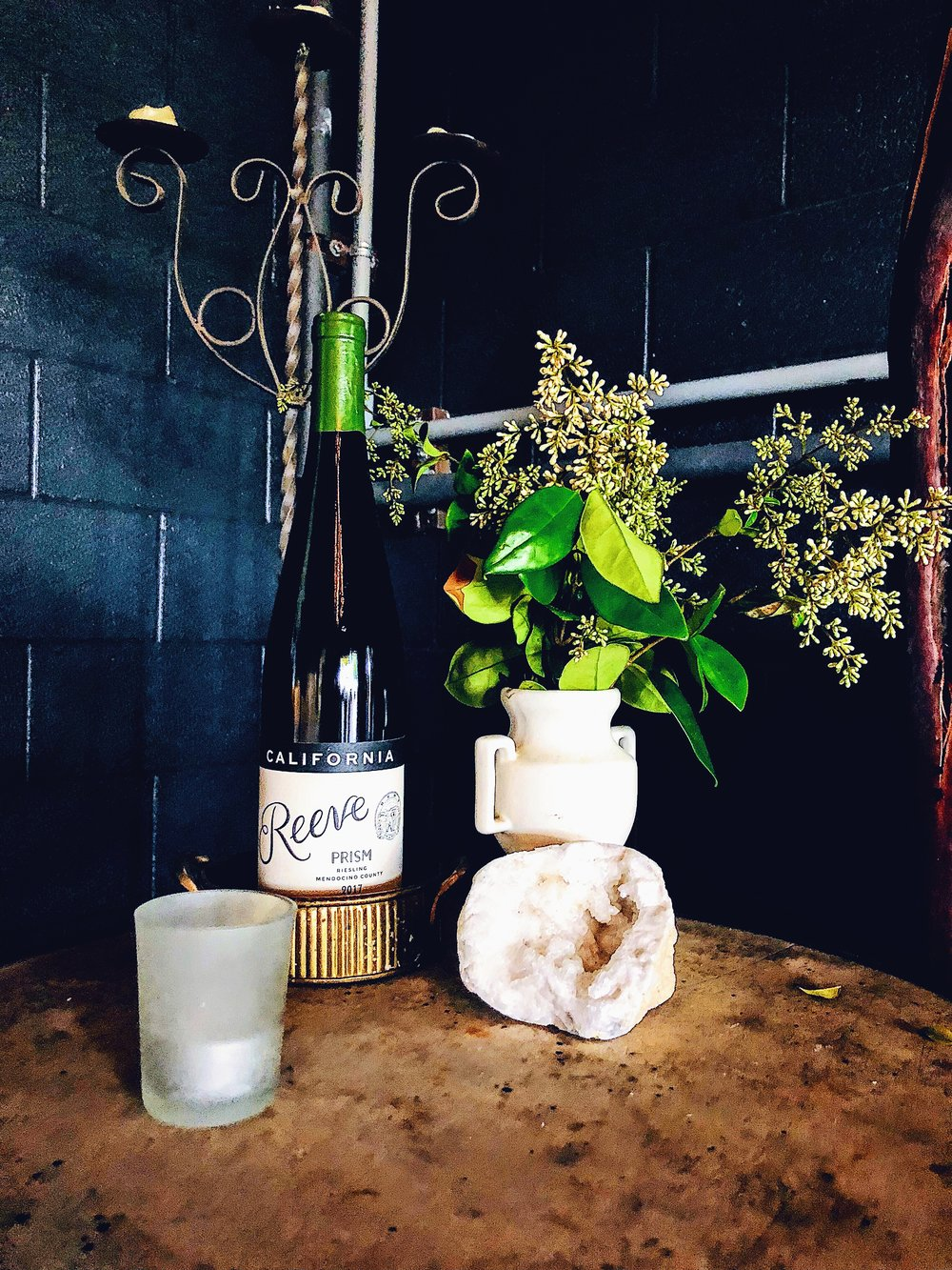 2017 Reeve Wines Mendocino County Prism Riesling