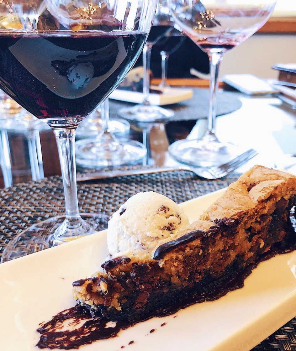 Food And Wine Pairing At deLorimier Winery