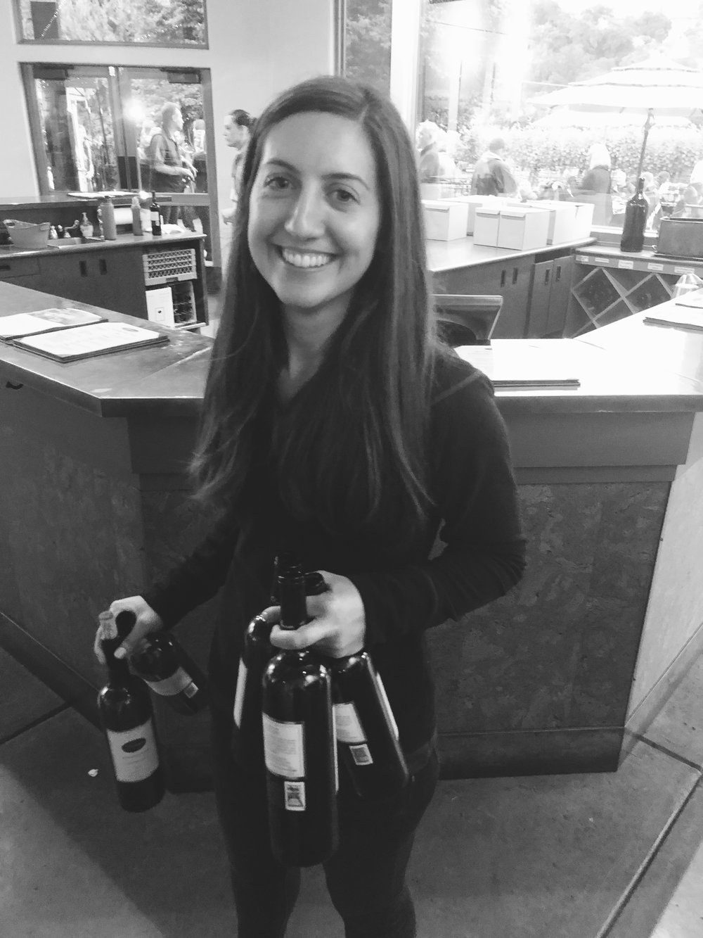 Rebecca Bruna deLorimier Winery