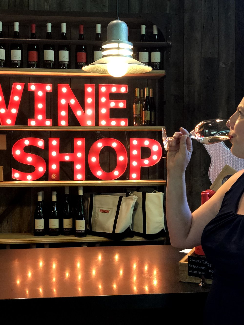 Wine Shop At Ram's Gate Winery