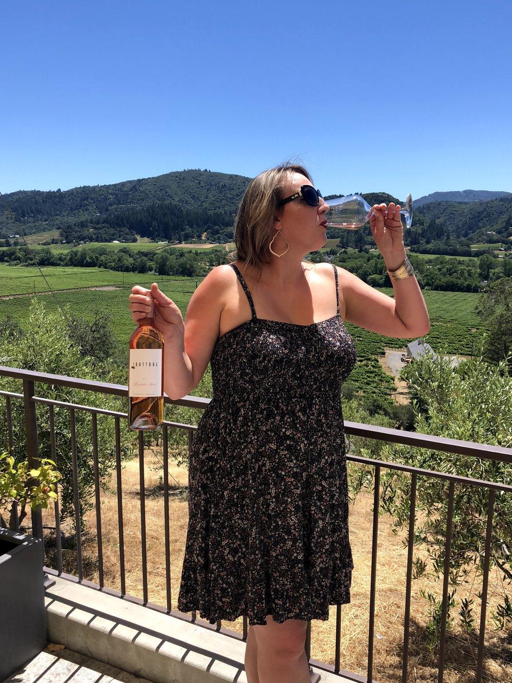 Sonoma Wine Life At Trattore Farms
