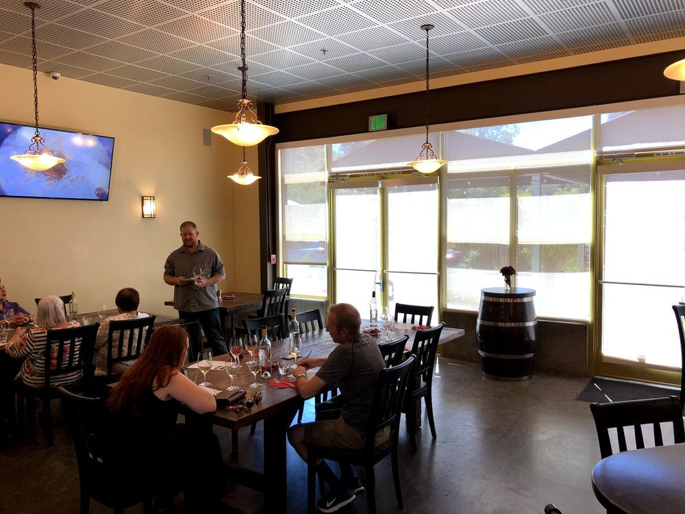 Food and Wine Pairing At Williamson