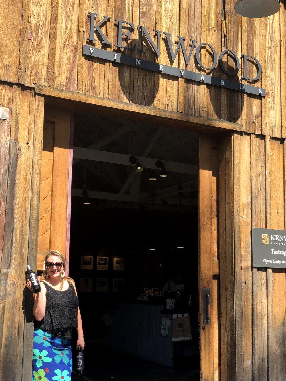 Sonoma Wine Life At Kenwood Winery