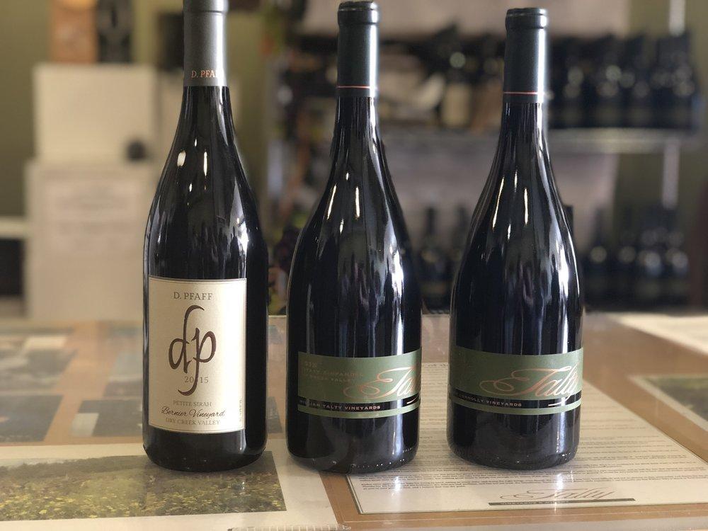 Talty Winery Dry Creek Road Healdsburg