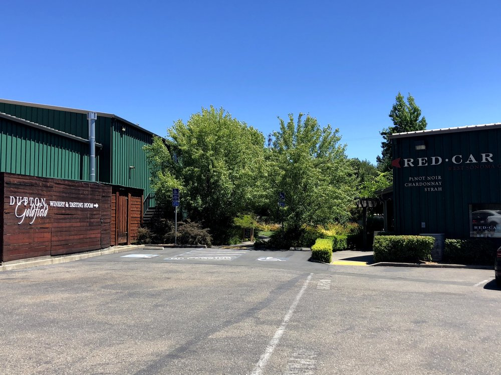 Red Car Winery and Dutton Goldfield Tasting Rooms