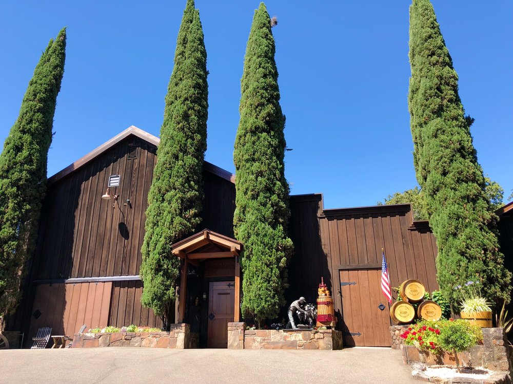 Rafanelli Winery By Appointment Only