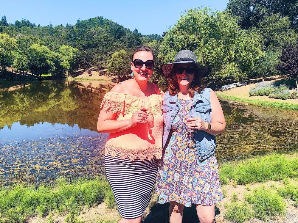 Sonoma Wine Life At Rafanelli Winery