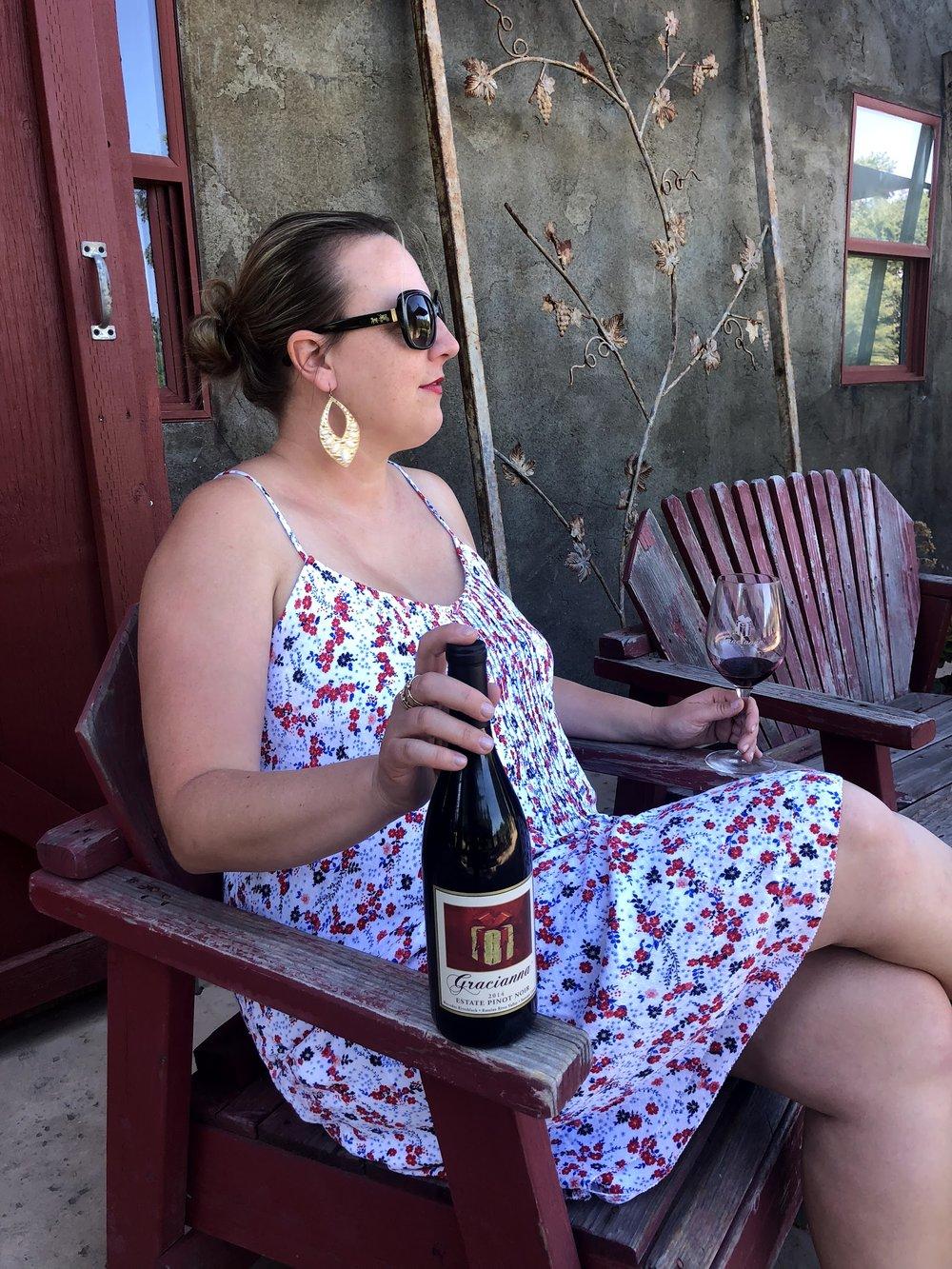 Gracianna Winery Healdsburg