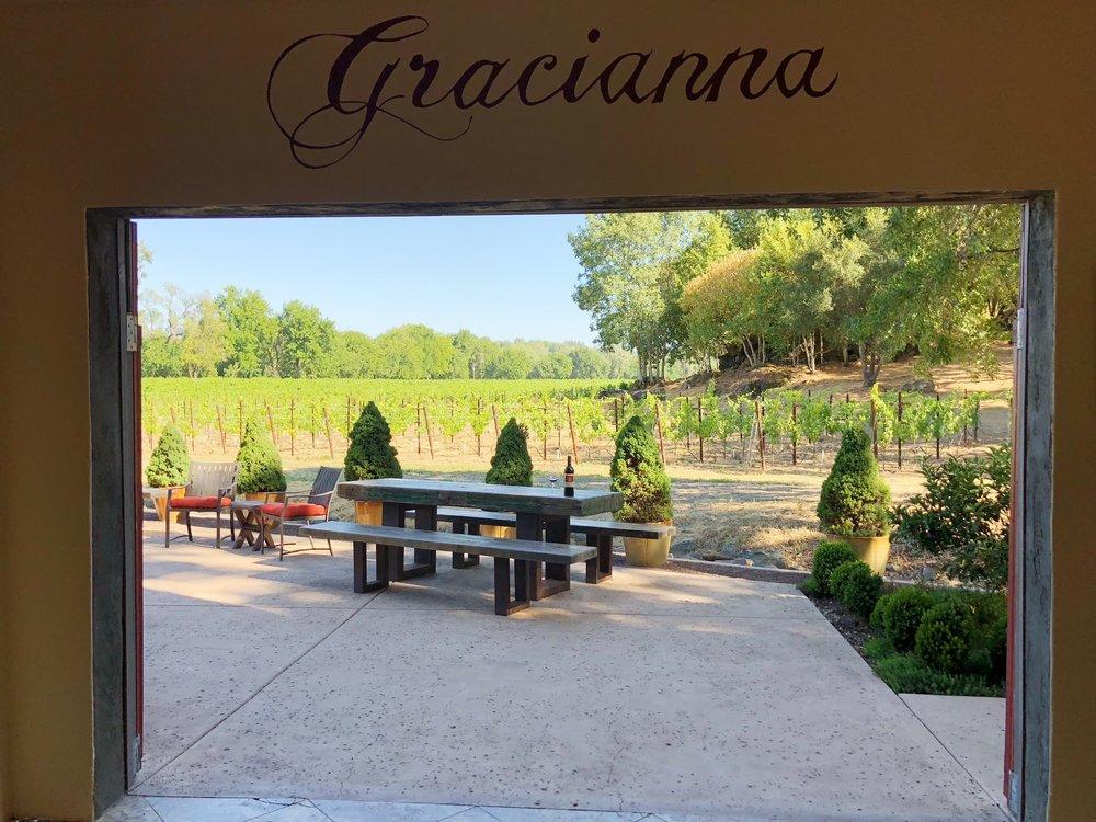 Gracianna Winery Russian River