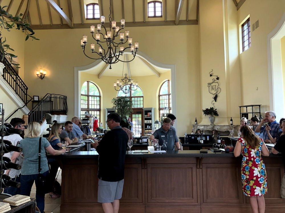 Kendall-Jackson Tasting Room