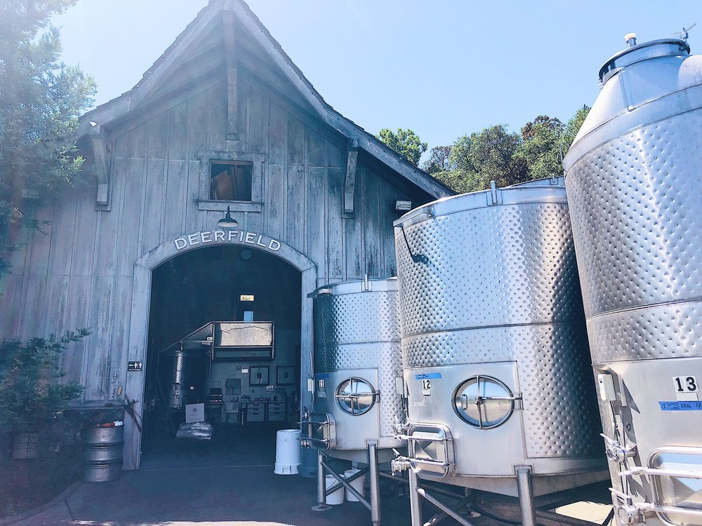 Robert Rex Owner Of Deerfield Ranch Winery