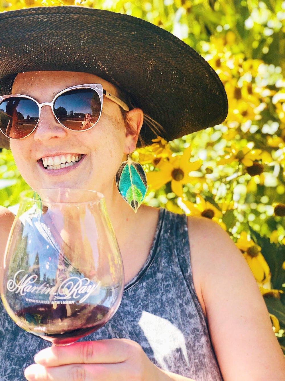 Sonoma Wine Life At Martin Ray Winery