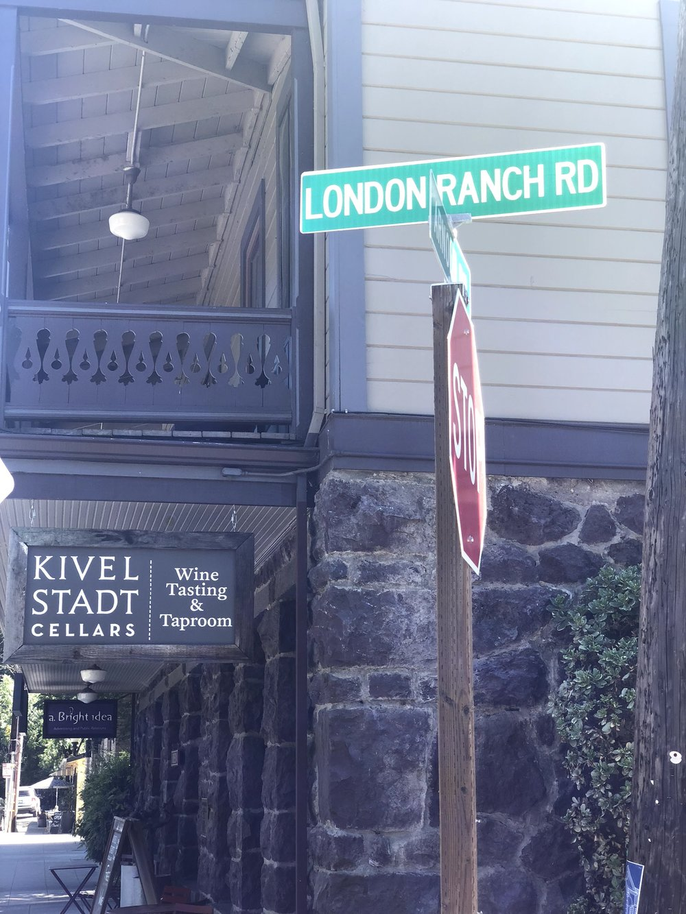 Kivelstadt Cellars Gen Ellen Sonoma County