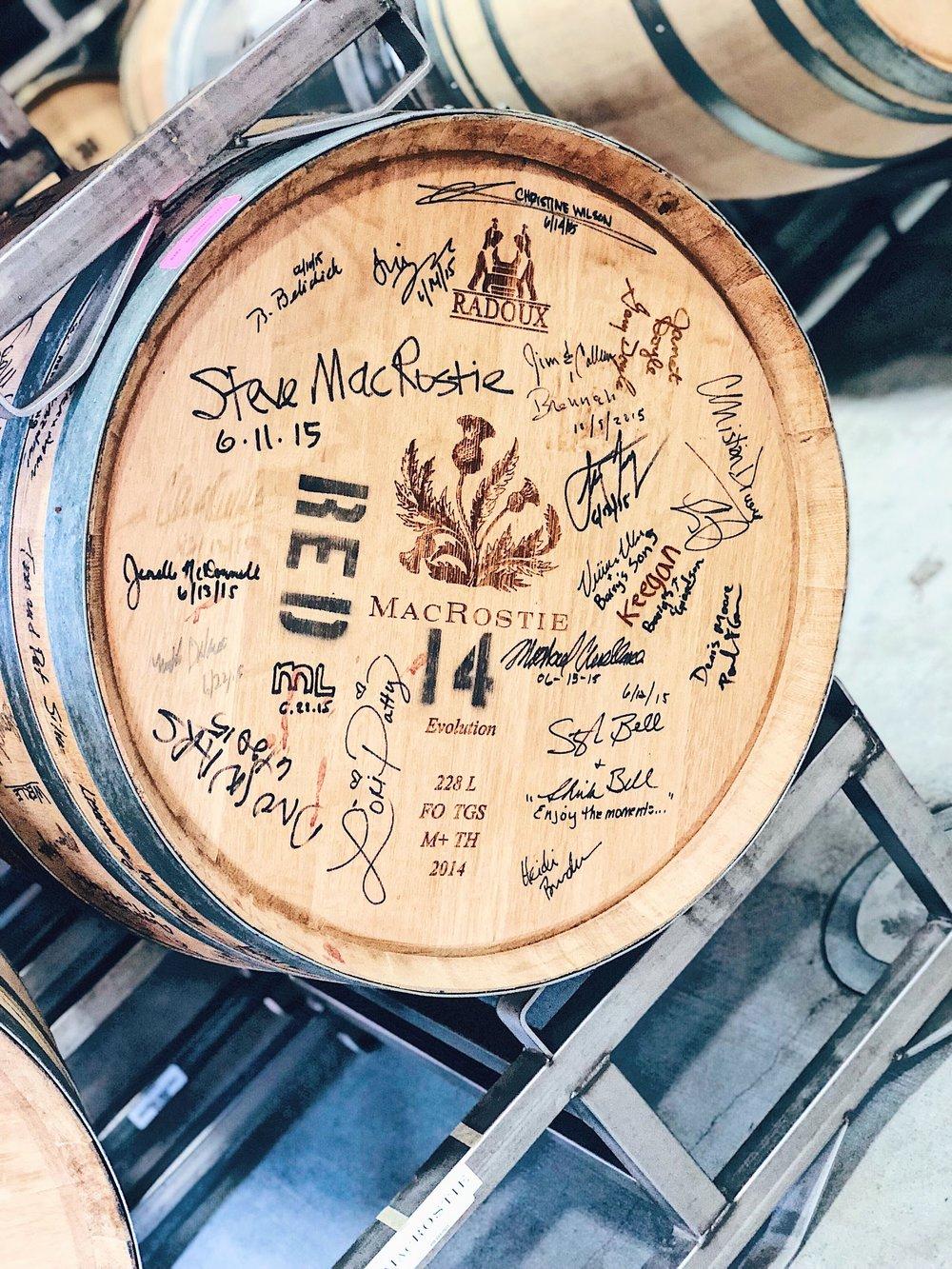 Steve MacRostie MacRostie Winery