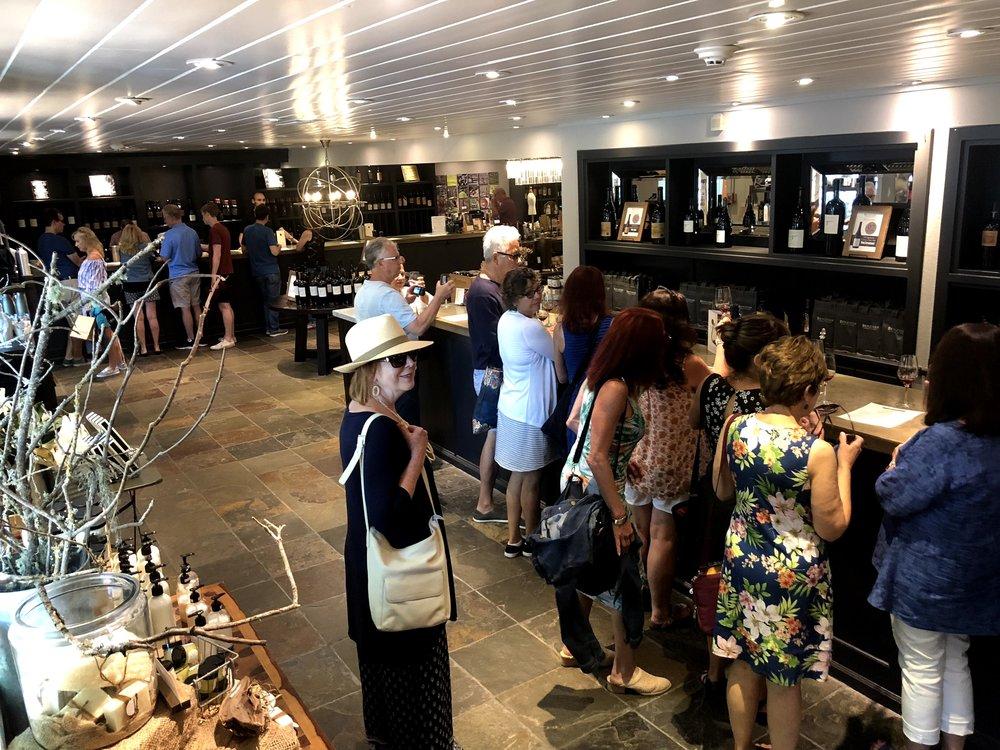 Benzinger Winery Tasting Room