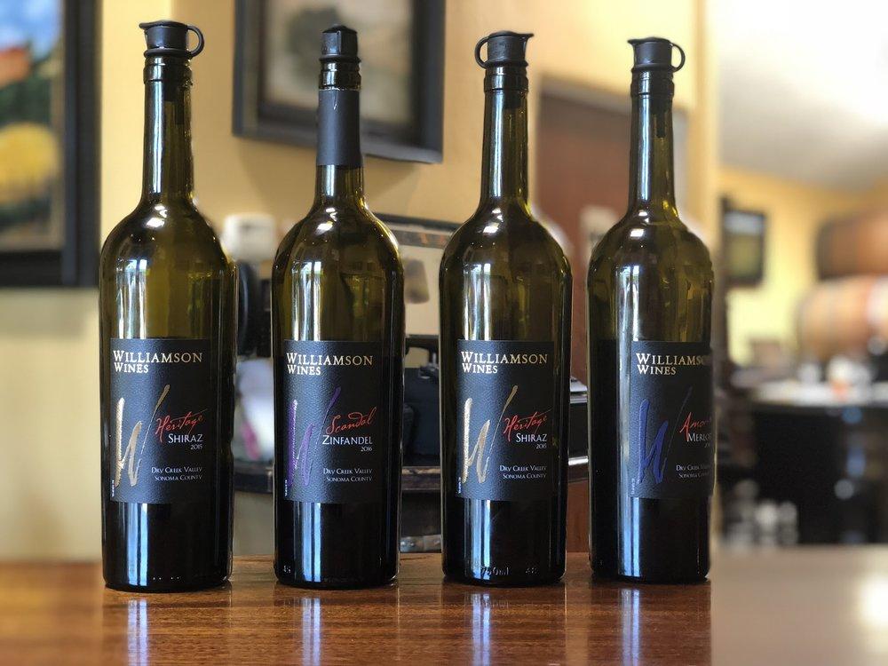 Williamson Wines