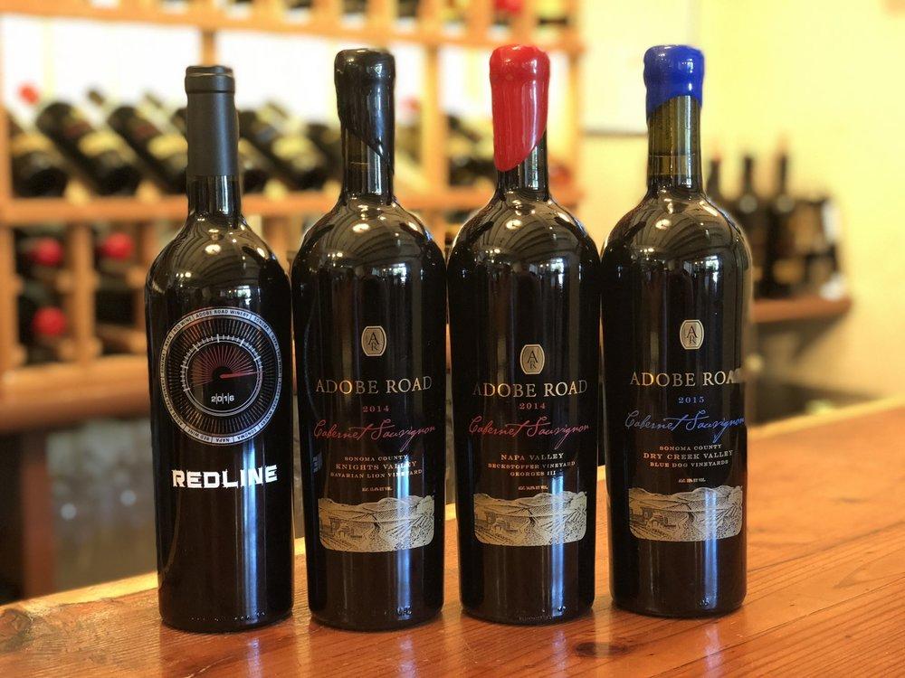 Adobe Road Wine Tasting